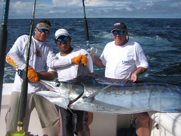 Costa rica fishing charter in flamingo potrero beach in for Fishing guanacaste costa rica