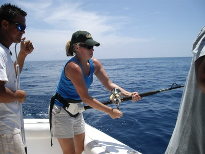 sportfishing in flamingo costa rica - small