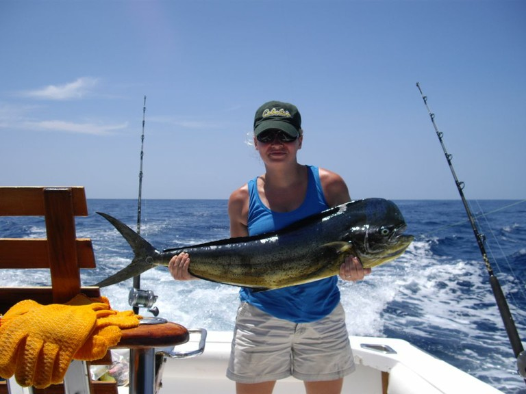 Sport fishing - big