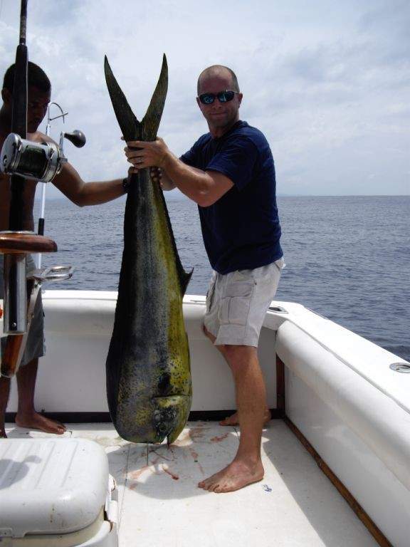 Costa rica fishing trip - big