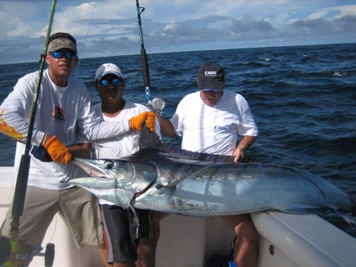 Sport Fish Catch with Costa Rica Fishing Charter based out of Flamingo - Guanacaste Costa Rica10 - small