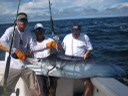 Sport Fish Catch with Costa Rica Fishing Charter based out of Flamingo - Guanacaste Costa Rica10 - thumbnail