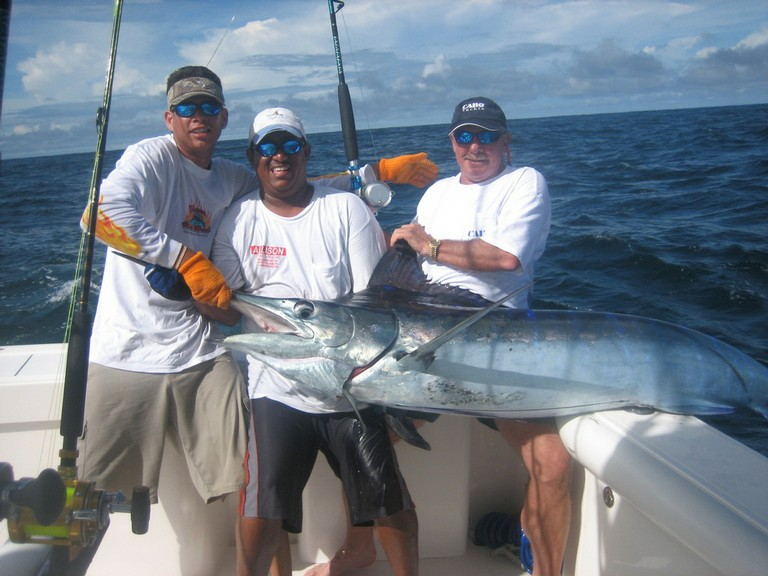 Sport Fish Catch with Costa Rica Fishing Charter based out of Flamingo - Guanacaste Costa Rica9 - big